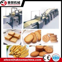 Machine van de Fabricatie van koekjes van het Merk van Takno de Volledige Automatische Kleine voor Fabriek