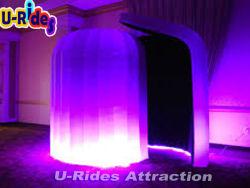 Aufblasbares Zelt Stand der Beleuchtung LED mit Fernsteuerungs