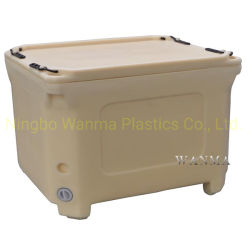 식품 가공기, 해산물 처리기 및 포도주 양조장을%s 두 배 벽 300L 대량 격리된 콘테이너