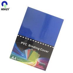 Горячая продажа прозрачной пластиковой A4 ПВХ обязательного крышки