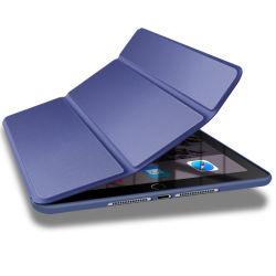 Stand Trifold dormir cuir synthétique Flip de livre à couverture souple en silicone pour iPad air 10.5