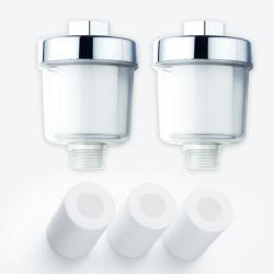 Obenliegender Dusche-Kopf mit Silikon-und pp.-Filter-Badezimmer-Zubehör