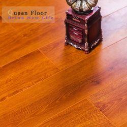 Mit hoher Schreibdichte HDF dekorativer Vinylhölzerner Bodenbelag lamellierter Bodenbelag