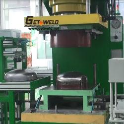 Geyser-eau électrique l'extrémité intérieure de couvrir la production Line - machine de perforation