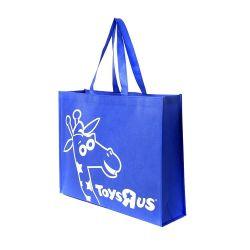 Рекламные OEM ламинирование полипропилена PP Non-Woven брелоки магазинов упаковку Bag