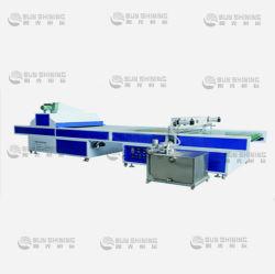 Автоматическая керамической плиткой/акрилового волокна стекла УФ лак оборудование для нанесения покрытия