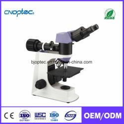 Metalografía microscopio para equipos de laboratorio de instrumento médico