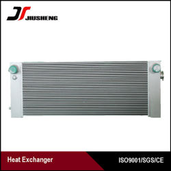 Aluminiumplatten-und Stab-Exkavator-Motor-Wasser-Kühlvorrichtung für Hitachi Zax330-3