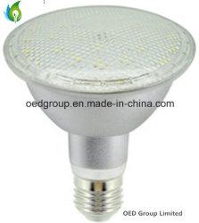 E26/E27 IP65 PAR30 10W LED PAR30 Licht mit 120 Grad und Aluminium-Kühler