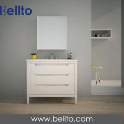 Les unités de la vanité salle de bains avec lavabo (LIN-8046)