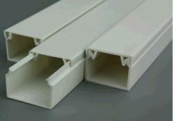Libre de halógenos sólido PVC Conducto de cable eléctrico
