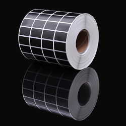 Bunter thermisches Papier-Kennsatz in der Rolle für Preis