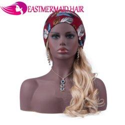 Портновский женский манекен женщин модель дисплея Wig головки блока цилиндров