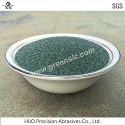 절단 도구 물자로 이용되는 거친 F36 녹색 실리콘 탄화물