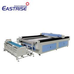 Het automatische CNC Bovenleer die van de Schoen de Scherpe Machine van de Laser van de Stof van Mylar Textil van het Leer van de Plotter kleden