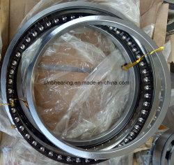 Roulements à billes de précision de gros rouleaux croisés Xsu080258 de roulement de pivotement