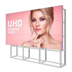 انفجار رخيص 46 49 55 65 بوصة سعر 4K داخلي شاشة عرض LCD عالية الدقة 2×2 3×3 حائط الفيديو