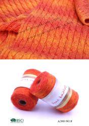 공상 뜨개질을 하는 털실
