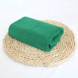Serviette faciale coton à armure toile épaississement de la serviette de Logo personnalisé
