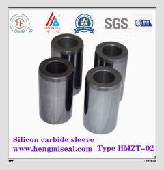 Manicotto magnetico del silicone del manicotto della pompa del manicotto del carburo di silicone per la sinterizzazione della pompa del mortaio