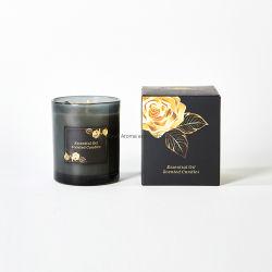 Eyun Vela Perfumada Aromaterapia Vela de cera de Soja Candle Jar Velas