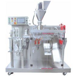 Bicarbonato de Soda Bag-Given automática Máquina de embalaje para Doypack con cremallera