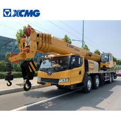 XCMG 제조업체 50ton 긴 일자 크레인 트럭 Qy50ka 50톤 트럭 크레인 유압 이동식 크레인