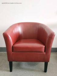 Großhandels-PU-Verein-Wanne-Stuhl-Sofa-Stuhl für das Speisen des Wohnzimmers