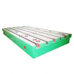 맞춤형 설계를 위한 주철 T 홈붙이 바닥 플레이트