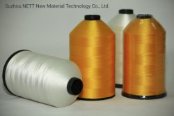 Hoogwaardig geel polyester voor het naaien van filtermateriaal