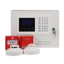 Sistema di allarme fumi indirizzabile per sistemi di sicurezza e sicurezza