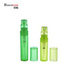 Venda por grosso de plástico vazio de preços OEM do vaso de Amostra de perfume Atomizador Garrafas de spray para o perfume