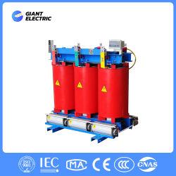 2500kVA interiores de alta calidad de resina fundida tipo seco Transformador de Distribución de equipos de distribución de energía