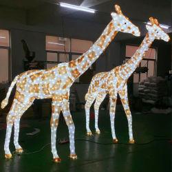 Neues Design Acryl Tier Figuren Skulpturenfür Weihnachtsfest