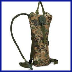 Tácticas de camuflaje Waterbag Miliray portador de agua Camping saco (SYSG-268)