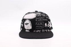 La conception de votre propre cap Mens broderie personnalisée Hat Fashion Sports Cap Snapback