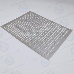 Das kundenspezifische verbiegende Laser-Schnitt-Herstellungs-Edelstahl-Aluminium, das Teile stempelt, galvanisierte Blech