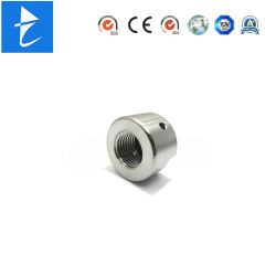 OEM Custom Design Lathing automatique cylindrique hexagonale de l'écrou de blocage de roue en acier inoxydable