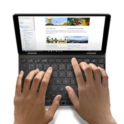 """1つのNetbook Onemix 3PROのヨガ8.4の""""小型ラップトップのポケットパソコンの第10 Intel CPUのコアI5-10210y UMPCタッチ画面のコンバーチブルの小型ラップトップ"""