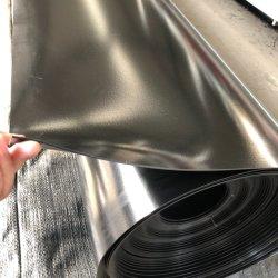Geomembrane impermeabili in HDPE nero per rivestimento diga geomembrane