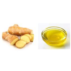 100% di olio di zenzero puro, estratto di zenzero, olio volatile