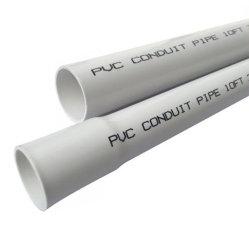 Hotsale Rohrleitung Sch40 Plastik-Belüftung-Druck-Rohr für Zubehör-Wasser