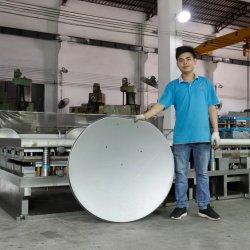 grandi progressivi della pressa 800t muoiono lavorare timbrando la muffa per il riflettore di antenna della TV 90cm