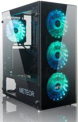 Neue Ankunft Soem-vorbildlicher Computer PC Kasten mit zwei ausgeglichenem Glas und Entwurf der Unterseiten-P.S.