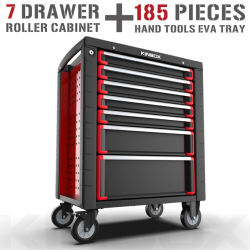 2019 Kinbox новый дизайн профессиональных мобильных инструмент кабинет 185 Инструменты