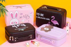 Большая емкость Cute Kitty фантазии косметический случае дорожная сумка для девочек