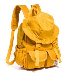 نمو نساء حقائب قبعات [شوولدر بغ لدي] عرضيّ نوع خيش حمولة ظهريّة حقيبة سفر حقيبة