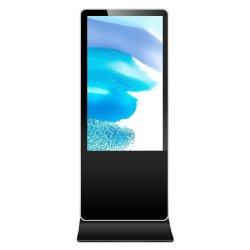 """55 """" Interactieve Digitale Signage van het Scherm van de Aanraking WiFi Kiosk"""