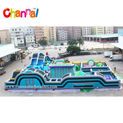 Giant Inflatable Theme Park Inflatable Bouncy Playground Indoor Inflatable Bouncer