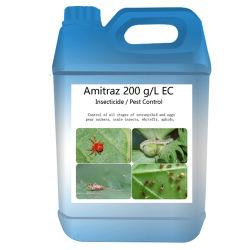 Hoogwaardige agrochemische stof 95% TC amitraz 20% EC insecticide